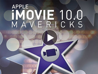 Apple iMovie 10 Mavericks