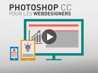 Adobe Photoshop CC pour les WebDesigners